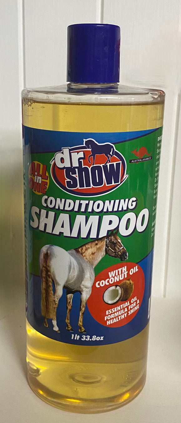 DR SHOW ALL IN 1 SHAMPOO