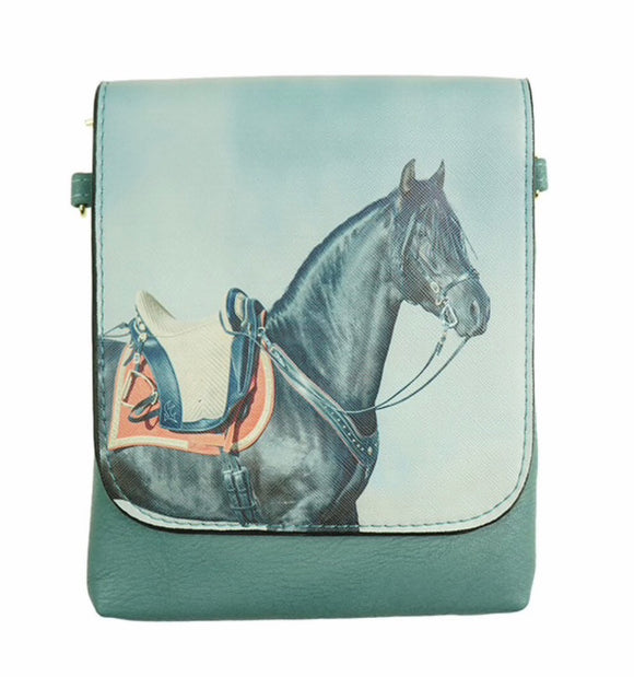 Over The Shoulder Horse Bag