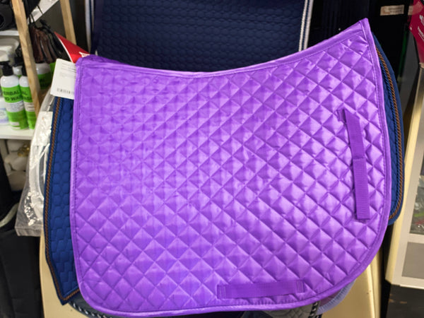 PURPLE - All Purpose Saddle Pad