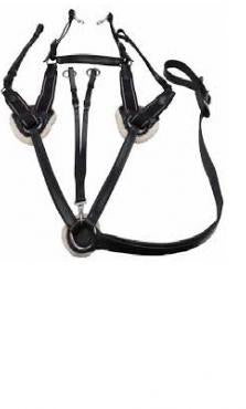 MCALISTER 5 POINT EVENTING BREASTPLATE