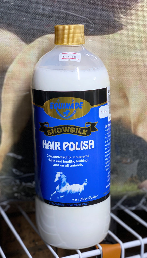 SHOWSILK HAIR POLISH