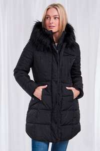 Long Black Ladies Jacket