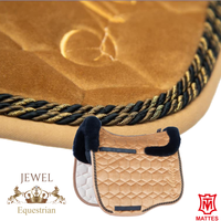 PRE ORDER - DELUXE SHEEPSKIN MATTES SADDLE PAD