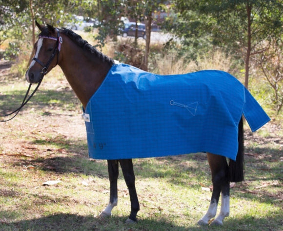 High Plains - Pony Budget Lined Rug (Australian Made)