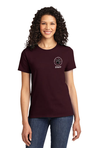 Port & Company Essential Womens Staff Tee