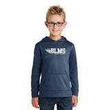 Port & Company Youth Performance Fleece Pullover Hoodie