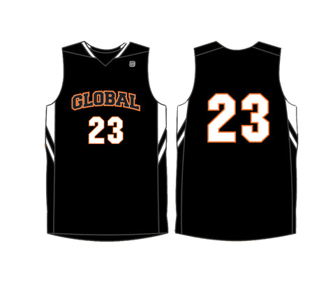 HIGH SCHOOL UNIFORM JERSEY