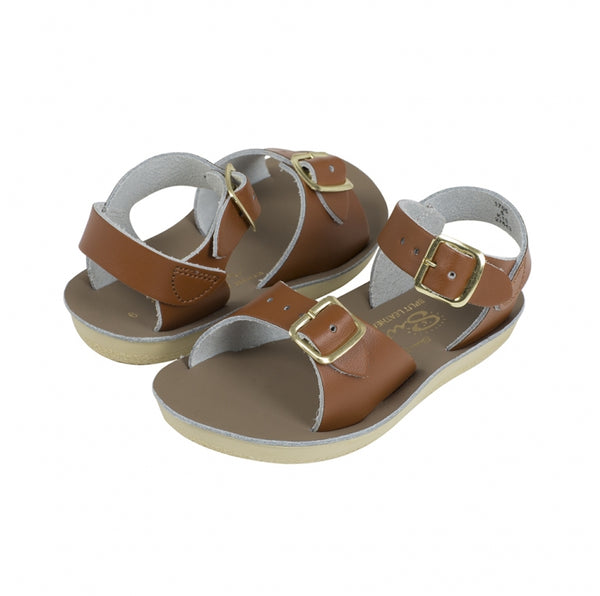SALT WATER SANDALS | SAN SURFER | TAN