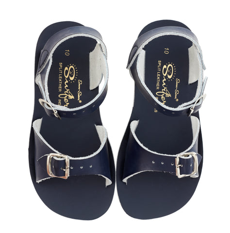SALT WATER SANDALS | SAN SURFER | NAVY