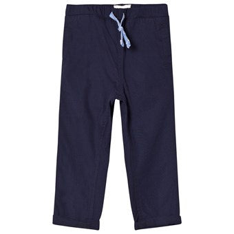 CARRÉMENT BEAU l BOYS NAVY TROUSERS