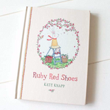 RUBY RED SHOES | BOOK