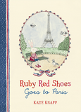Ruby Red Shoes | Goes To Paris