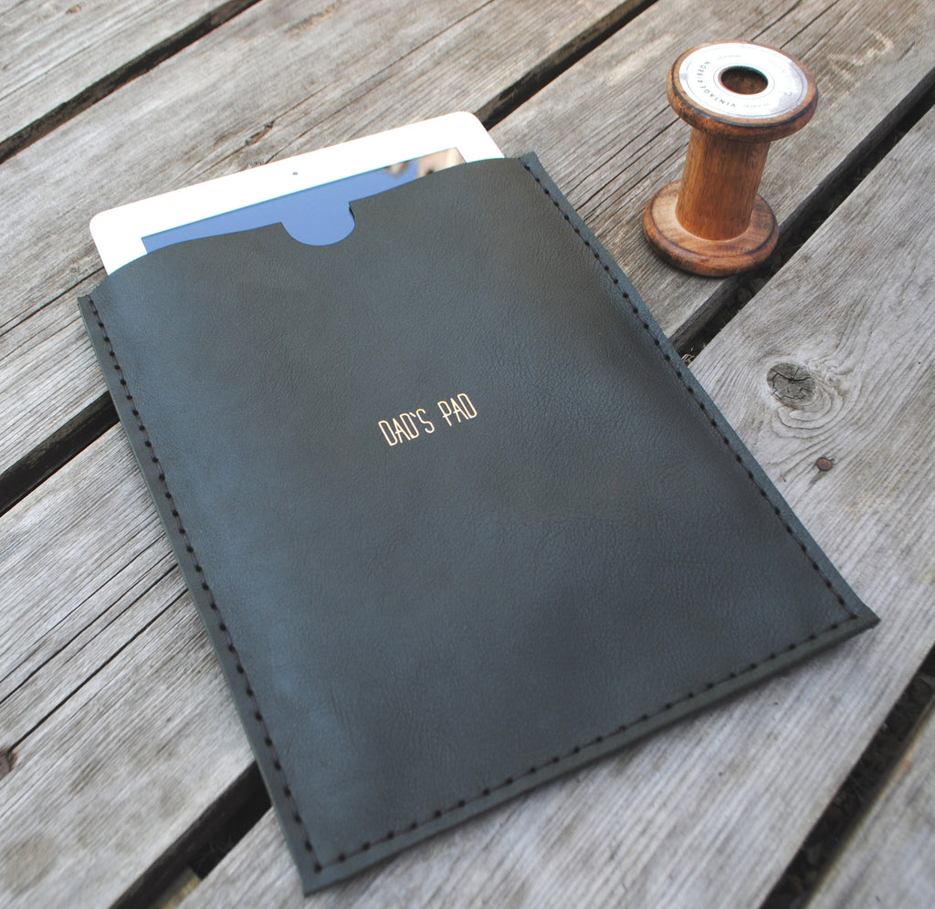 Simple and sophisticated iPad covers