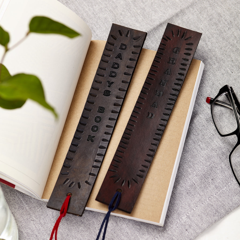 Tribal Personalised Bookmark
