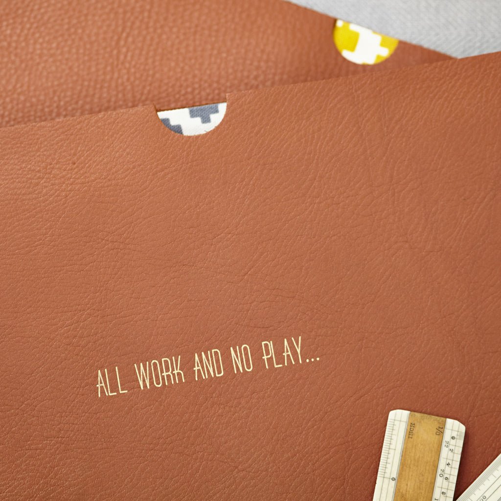 Secret Message Laptop Case