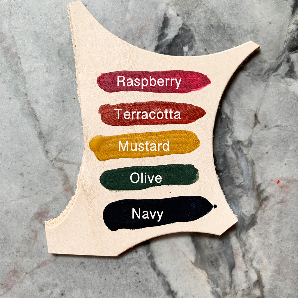 Coaster colour range