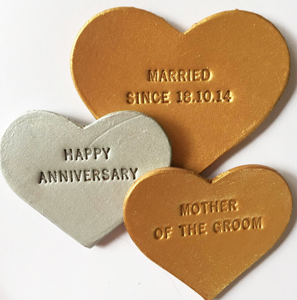 Personalised Wedding and Anniversary Card