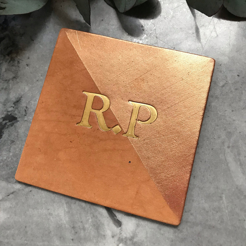 Rose Gold Diagonal