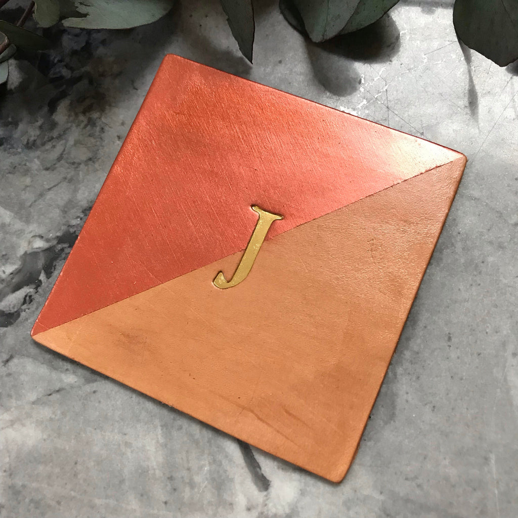 Copper Diagonal