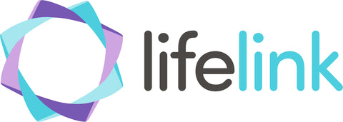 Scottish charity Lifelink logo.