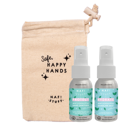 Safe, Happy Hands Pouch