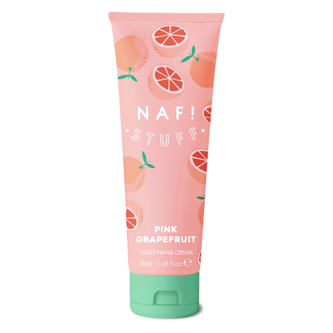 Light Hand Cream in Pink Grapefruit