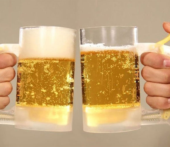 The Beer Foaming Mug