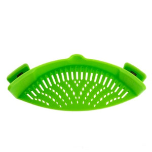 The Universal Snap Strainer