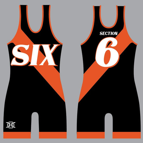 Section Six Singlet