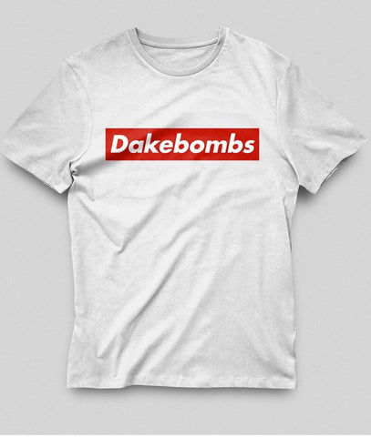 Dakebombs Logo Tee