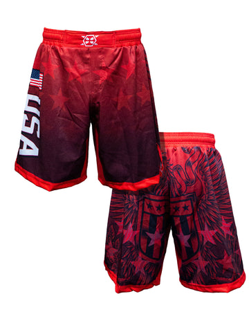 Team USA Fight Shorts