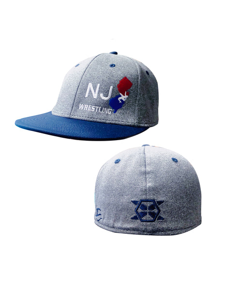 NJ Fitted Hat
