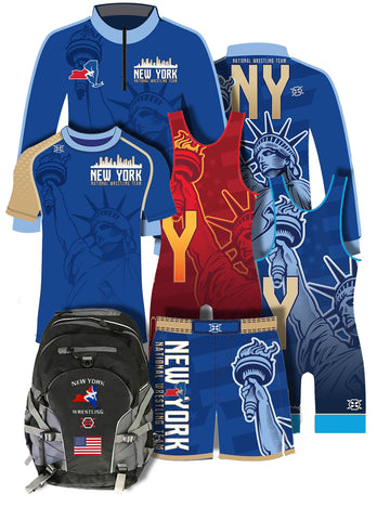 NY National Team Gear Pack