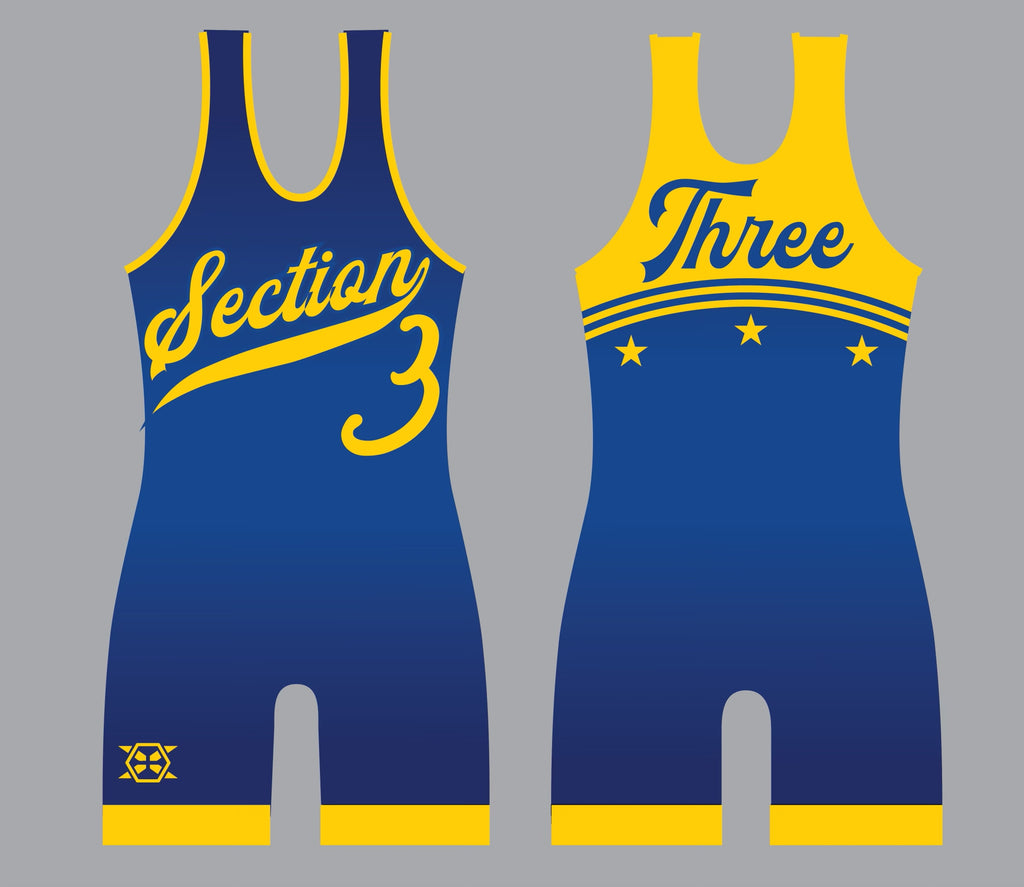 Section Three Singlet