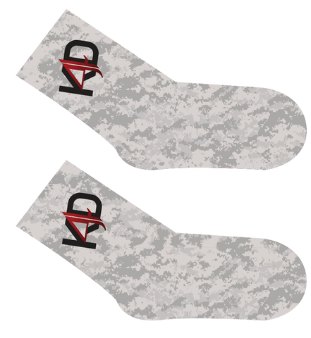 Kyle Dake Sublimated Socks - X-Athletic