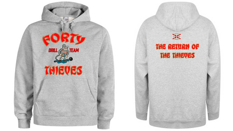Forty Thieves Hoodie