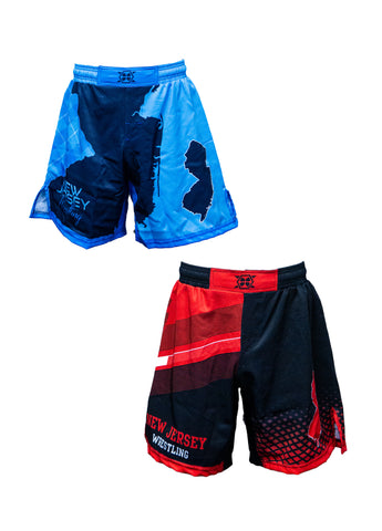USAW NJ Fight Shorts