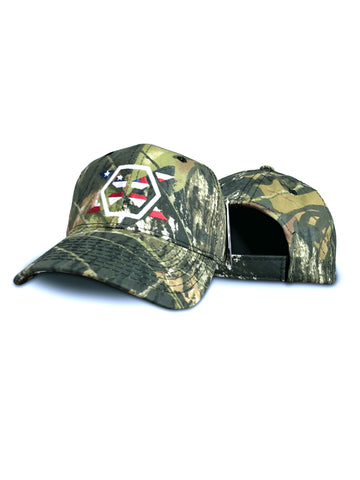 Camo Hat - X-Athletic