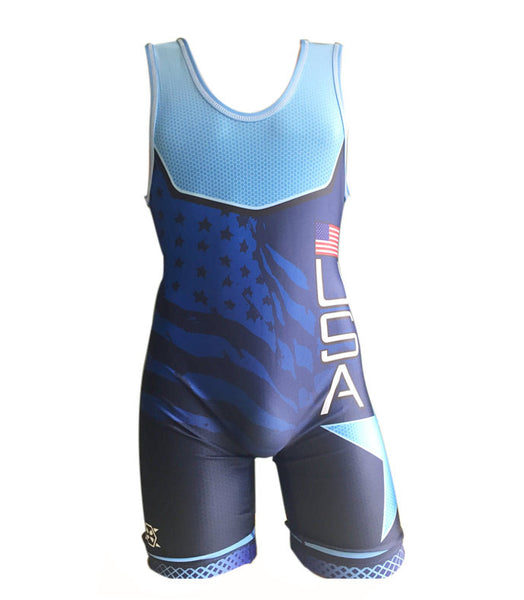 Kyle Dake Official Olympic Team Trials Singlet