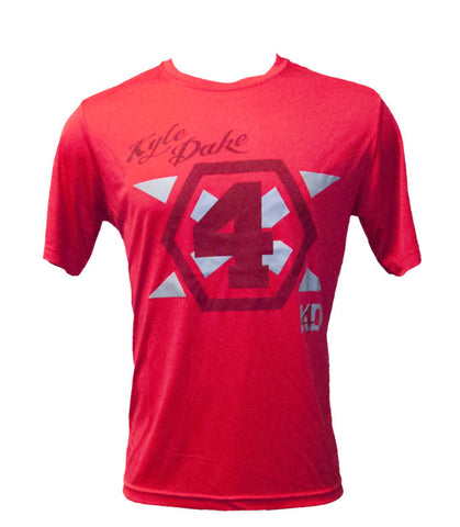 Kyle Dake X-Athletic 4 T-Shirt - X-Athletic