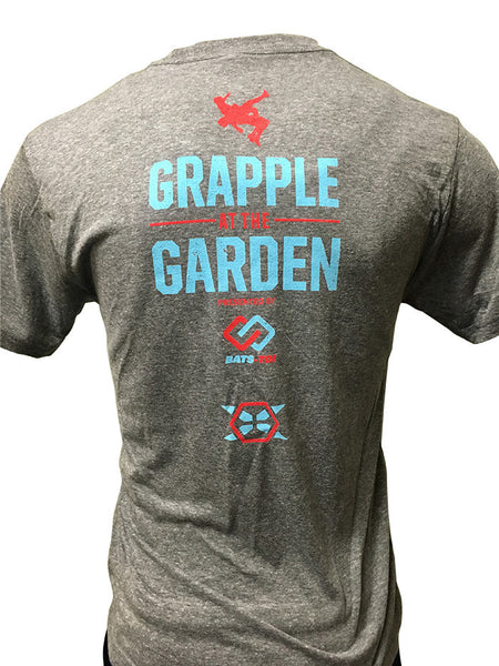 Official Grapple At The Garden Tee - X-Athletic