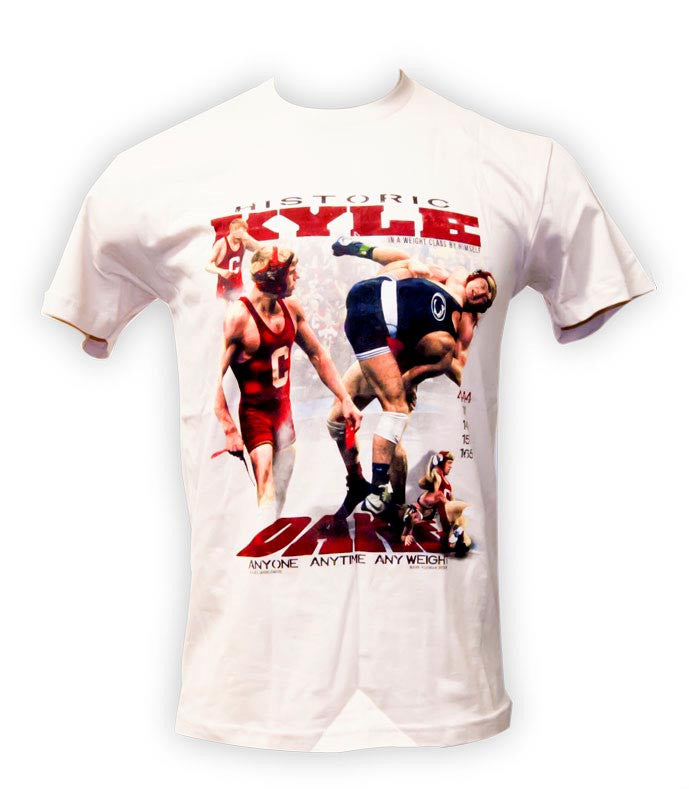 Kyle Dake Historic T-Shirt - X-Athletic