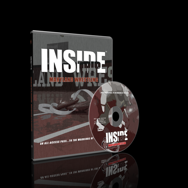 INSIDE TRIP - Maryland Wrestling - X-Athletic