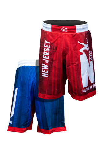 NJ National Team Fight Shorts