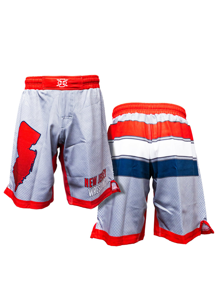 NJ Combat Fight Shorts
