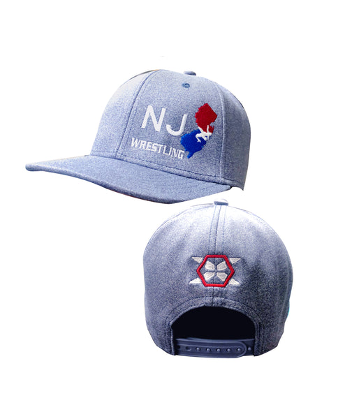 NJ Snap-back Hat
