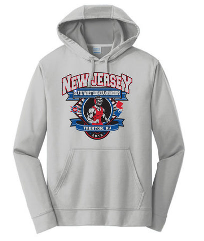 The Official New Jersey State Championship Hoodie