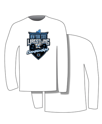 NY State Championship Long Sleeve Tee