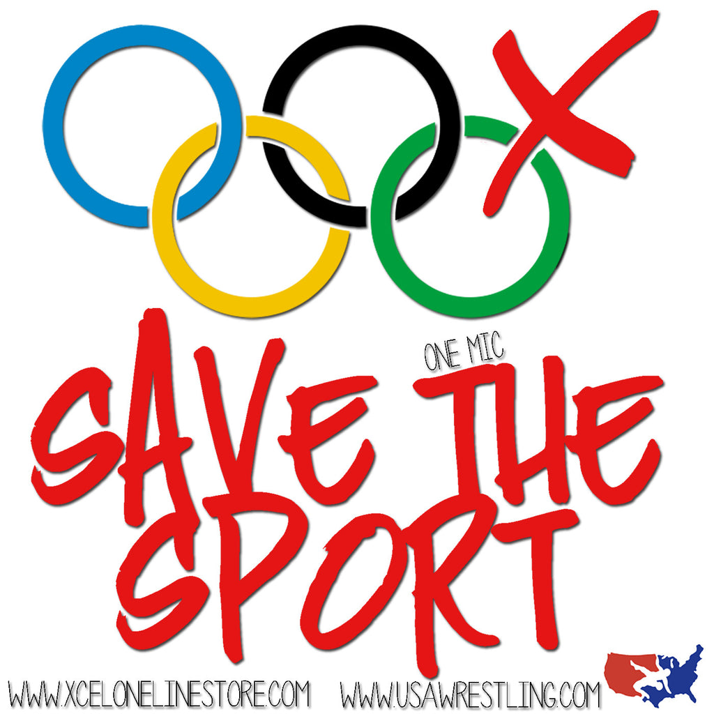 One MIC - Save the Sport Single CD - X-Athletic