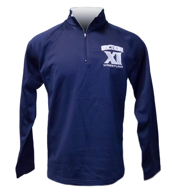 Section XI Embroidered Warm Up - X-Athletic